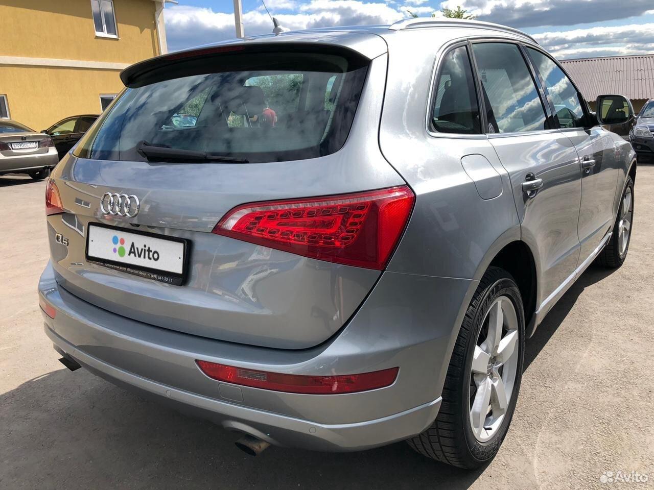 Audi Q5, 2009  89004777717 купить 4