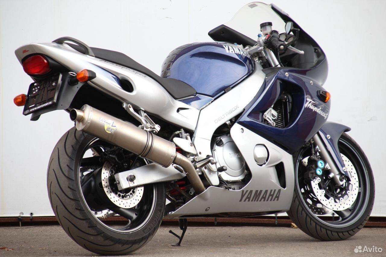 Yamaha YZF 600 R (1494) кредит  88007008942 купить 6
