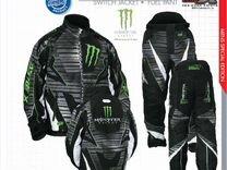 Куртка снегоход квадроцикл CastleX monster energy
