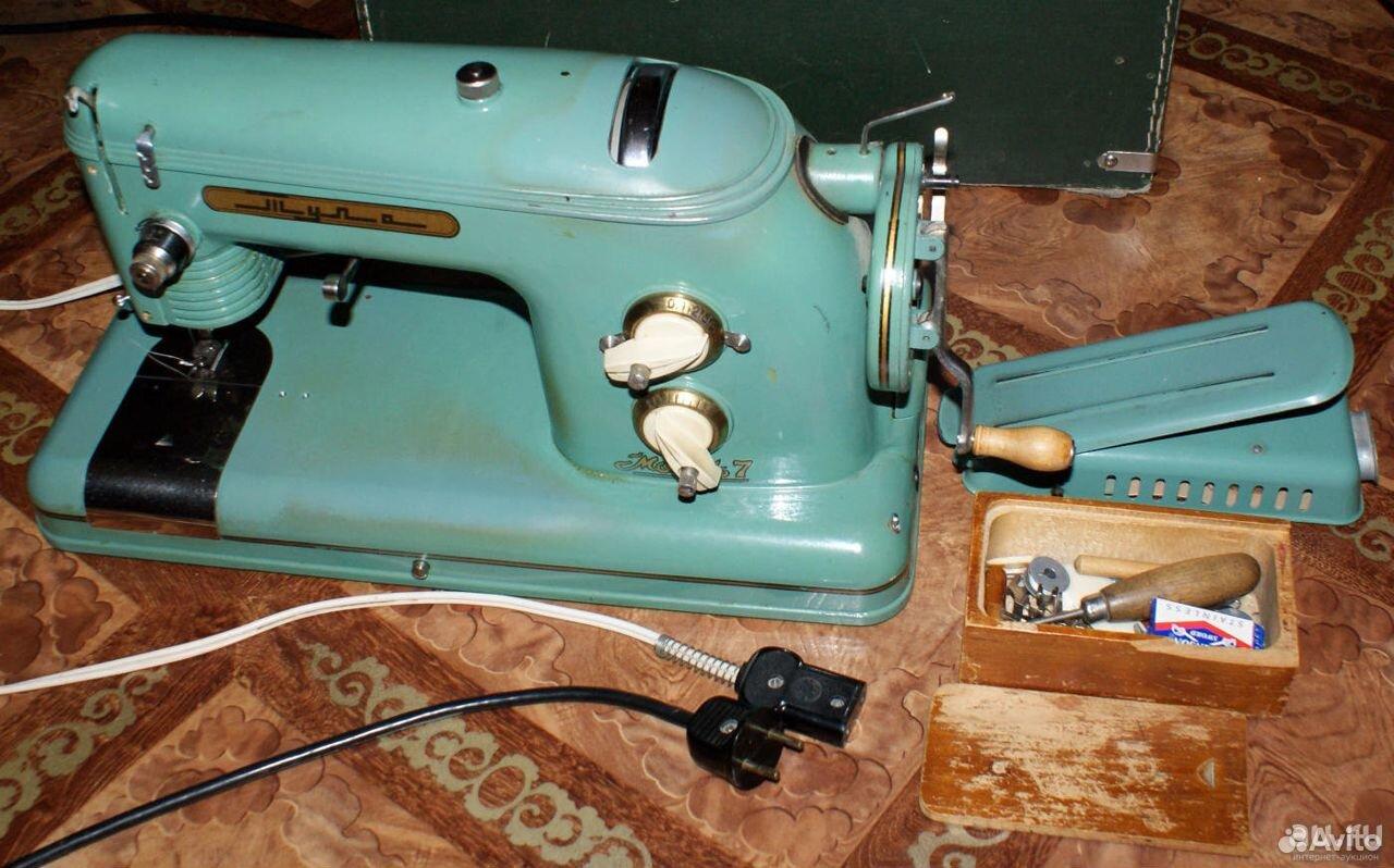 Швейная машина Тула  89082380632 купить 1