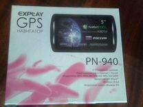 Навигатор Explay GPS