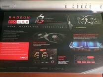 Продаю игровую видеокарту amd radeon rx 580 8gb