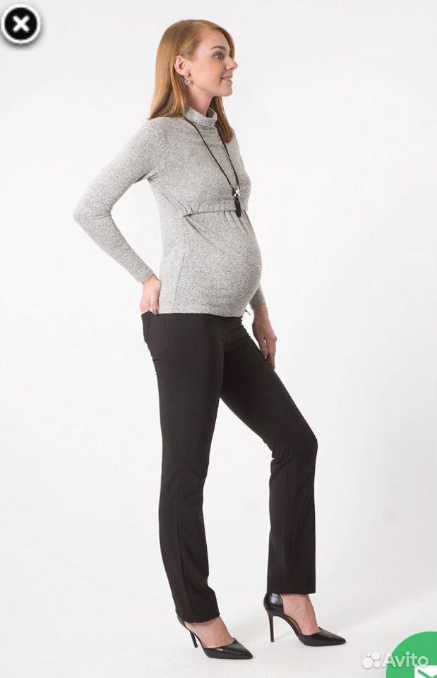 Брюки/штаны/леггинсы для беременных 44  89107280074 купить 2
