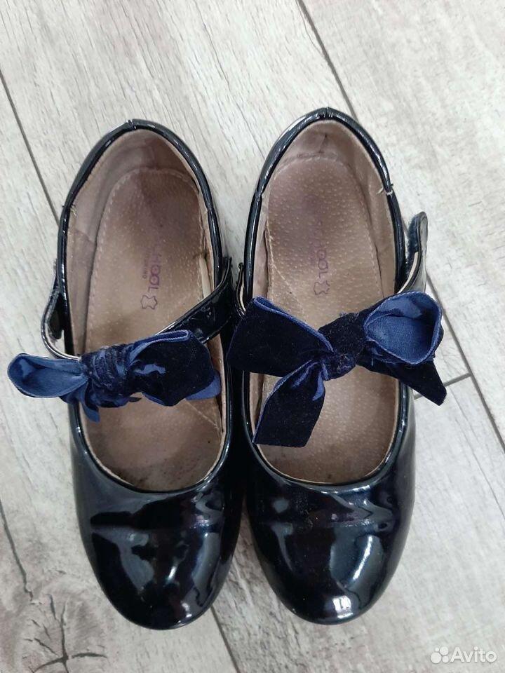 Туфли школьные 89677958302 купить 2