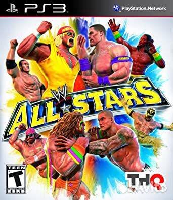 WWE All Stars - игра для Playstation 3