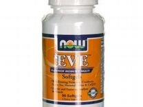 Витамины и минералы NOW Eve - Women's Multivitamin