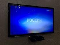 Телевизор Самсунг LED 40 диагональ — Аудио и видео в Саратове