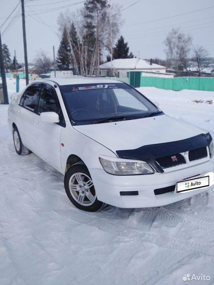 Mitsubishi Lancer Cedia, 2002  89098104523 купить 2