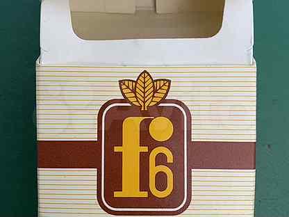Сигареты f6 купить в спб дистрибьютеры табачных изделий в москве