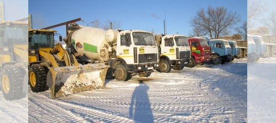 купить бетон в алексине тульской области