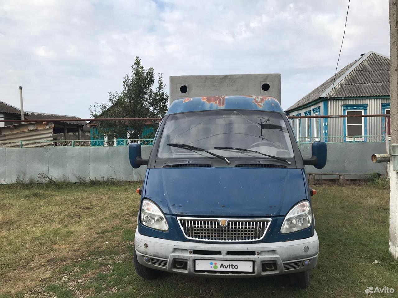 ГАЗ ГАЗель 33023, 2008