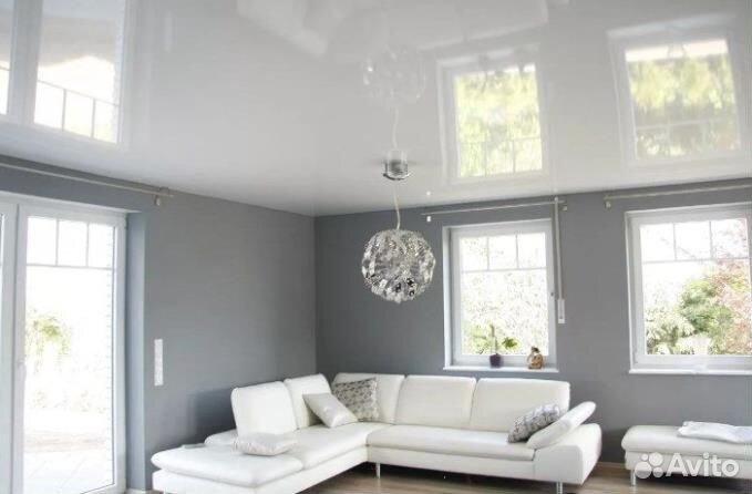 Потолки без пыли  89930298074 купить 4