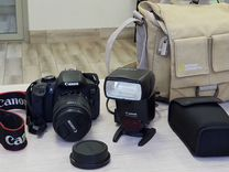 Продам фотоапарат canon EOS 650D