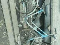 Велосипед времён СССР (раритет)