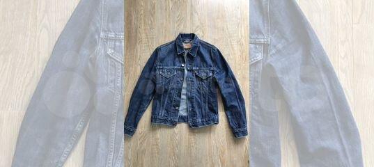 Джинсовая куртка Levis купить в Москве   Личные вещи   Авито