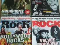 Журналы о рок-музыке и рок-музыкантах