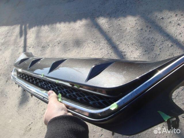 89205500007  Лексус рх Накладка бампера Заднего Lexus RX 15-нв