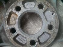 Колёса на литых дисках 15 радиус