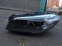 Фара на бмв ф10 Рестайлинг BMW F10 LH