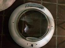 Люк стиральной машины Indesit 105 TX — Бытовая техника в Москве