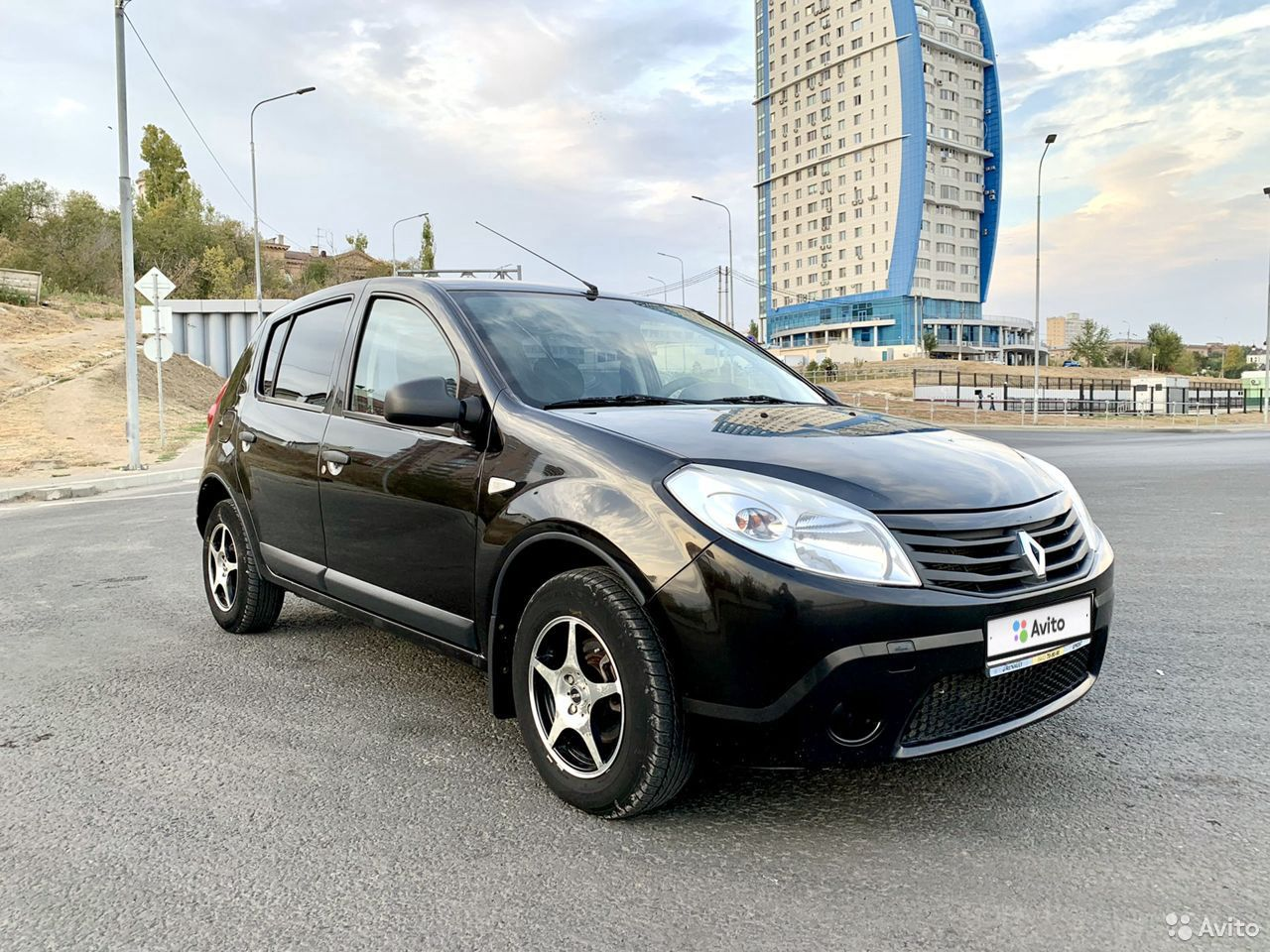 Renault Sandero, 2012  89610795153 купить 1
