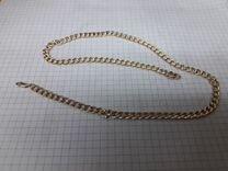 Золотая цепочка 50 см 35.2гр