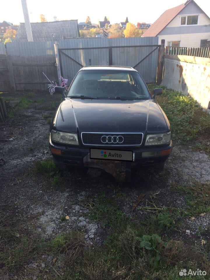 Audi 80, 1993  89134102405 купить 1