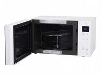Микроволновая печь с грилем LG MH63M38gisw