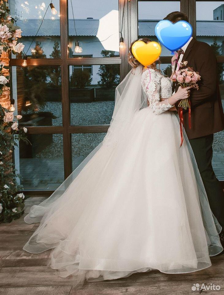 Свадебное платье  89815067629 купить 5