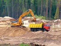 Песок карьерный (030)