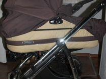 Коляска Bebecar IP-OP AT+автомобильное кресло 0+
