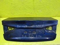 Крышка багажника Kia Rio 11-17г 43834