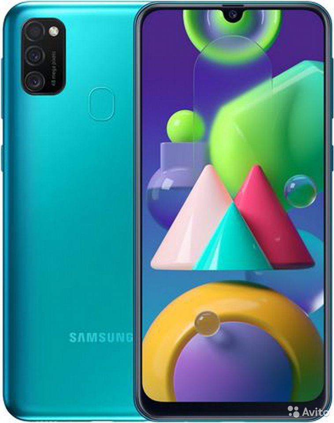 Телефон Samsung M21.4/64gb