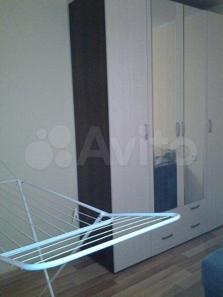 1-room apartment, 31 m2, 4/5 floor.