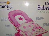 Горка для купания Deluxe Baby Bather