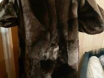 Шуба норка мутон — Одежда, обувь, аксессуары в Санкт-Петербурге