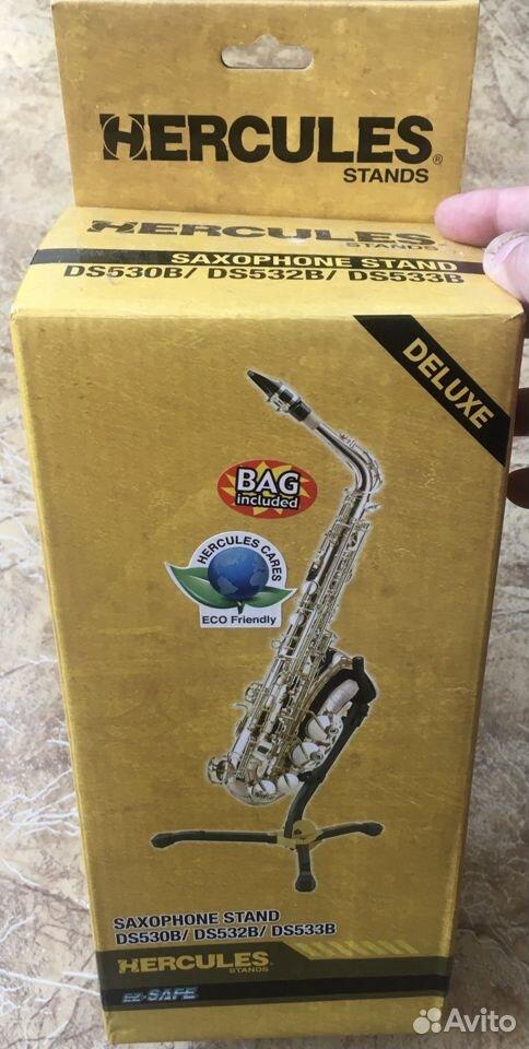 Стойка для саксофона Hercules  89242332851 купить 6