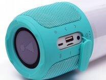 Беспроводная колонка с подсветкой pulse — Аудио и видео в Перми