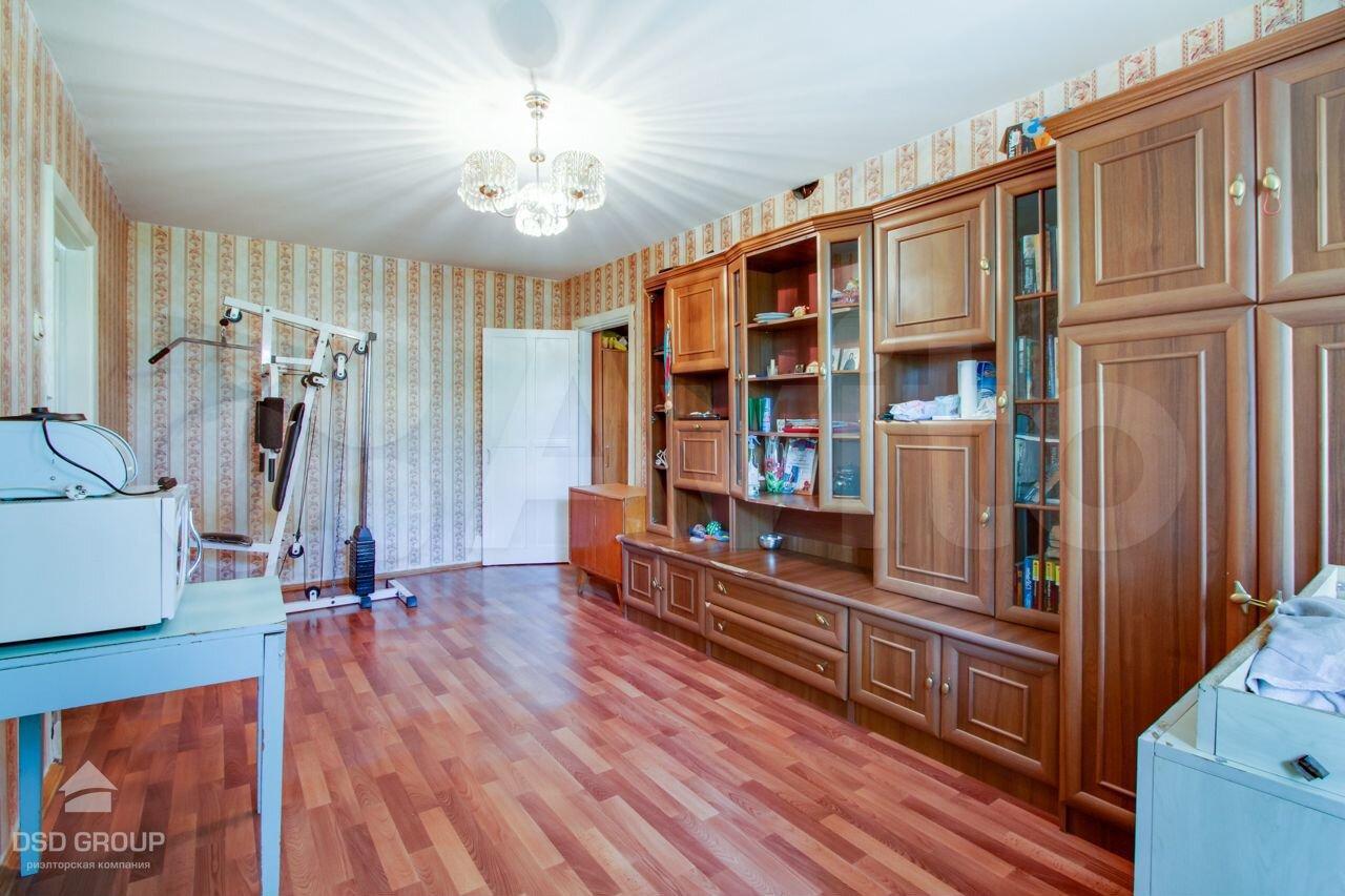 4-к квартира, 61 м², 3/5 эт.  89622241827 купить 7