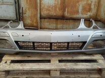 Mercedes E W211 Передний бампер