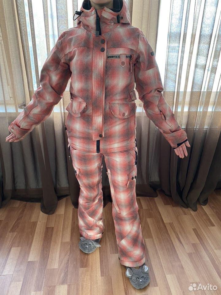 Горнолыжный костюм  89221878741 купить 4