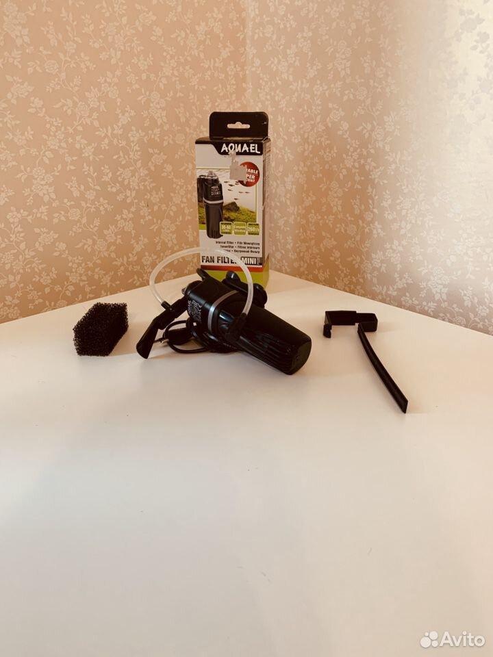 Внутренний фильтр aquael FAN-mini plus, 260 л/ч (3