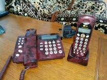 Радиотелефон с базой LG