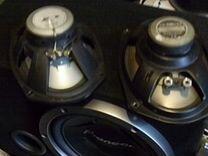 Динамики акустические колонки