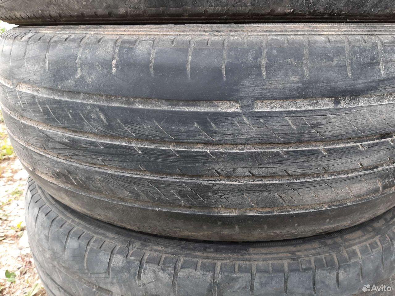 Летние шины R14 Dunlop SP Touring  89661935377 купить 2
