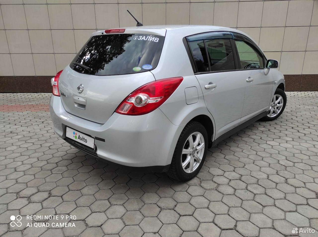 Nissan Tiida, 2009  89098120307 купить 6