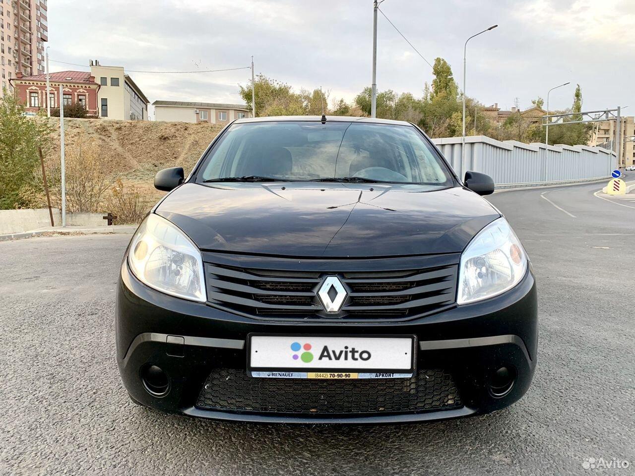 Renault Sandero, 2012  89610795153 купить 3