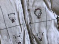 Пижама для новорождённого — Детская одежда и обувь в Омске