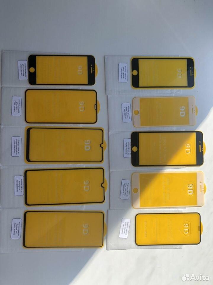 Защитные стекла Apple и samsung