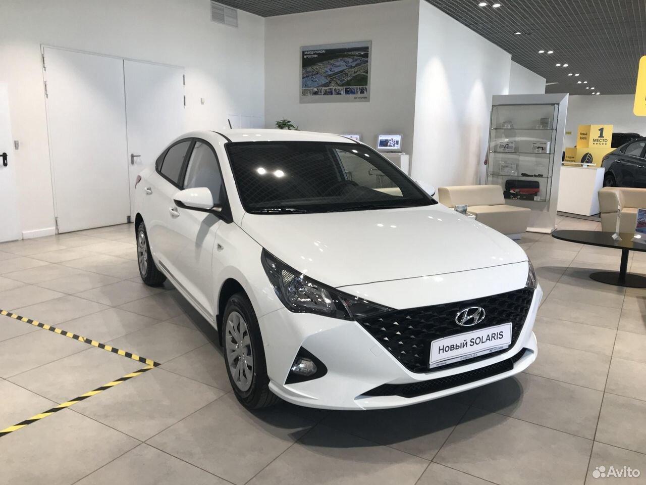 Hyundai Solaris, 2020  84732320096 купить 1